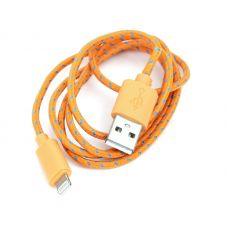USB2.0 - Apple Lightning 1m Omega Orange
