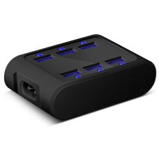 USB Charger iconBIT FTB SIX, USBx6 5V/5A