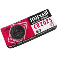 CR2025 Maxell 3V