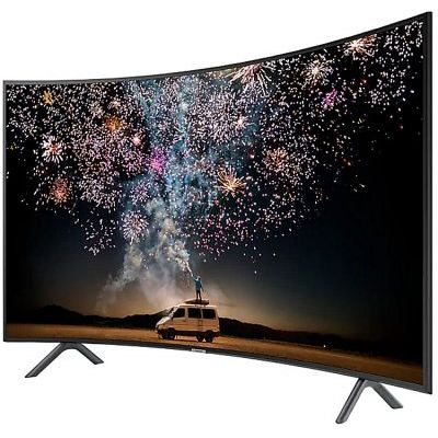 "65"" LED TV Samsung UE65RU7300UXUA, Black"