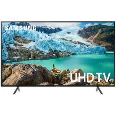 "75"" LED TV Samsung UE75RU7100UXUA, Black"