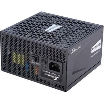 Power Supply ATX 750W Seasonic Prime 750 Platinum SSR-750PD2