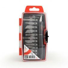Knife set Gembird NS-01, 16 pcs