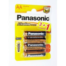 "AA Panasonic ""ALKALINE Power"" Alkaline - 1bc"