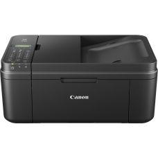 Canon Pixma E484 Black , Copier/Printer/Scanner/Fax, ADF on 20 pages, A4