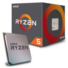 AM4 AMD Ryzen 5 1600 (6C/12T), 3.2-3.6GHz, BOX (with Wraith Spire 95W Cooler)