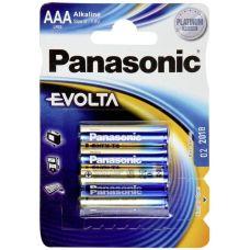 """AAA Panasonic """"EVOLTA"""" Alkaline - 1bc"""