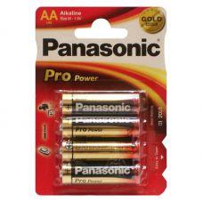 """AA Panasonic """"PRO Power"""" Alkaline - 1bc"""