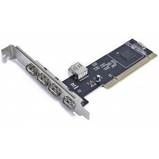 PCI USB2.0 4+1 ports adapter, Gembird UPC-20-4P