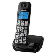 Dect Panasonic KX-TGE110UCB, Black