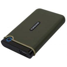 "2.5"" 1TB USB3.0 Transcend StoreJet 25M3G, Slim, Millitary Green"