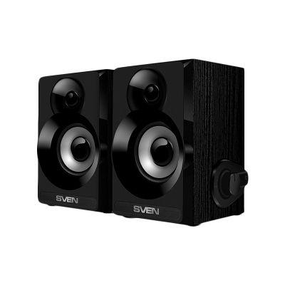 SVEN SPS-517, Black, 2x3W
