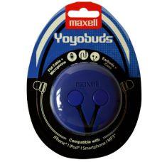 MAXELL YOYO BUDS Blue/Black