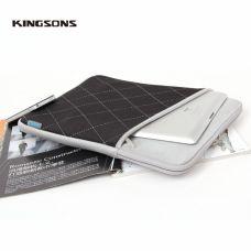 "Cover 9.7"" Kingsons KS6205W, Black-Grey"