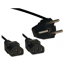 Y-Power Connection Cable 220v PC 1.8m E84068
