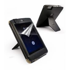 """Cover 8"""" Archos 80 G9 Tuff-Luv Sleek Jacket case cover & stand - black"""