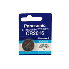 CR2016 Panasonic, 1pcs